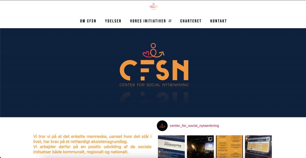 Center For Social Nytænkning